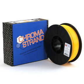 Chroma Strand ABS Filament, Yellow, 2.85mm, 1kg reel