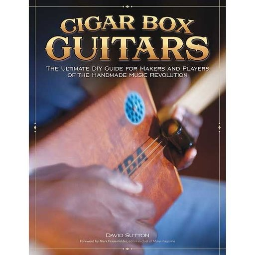 View a Larger Image of Cigar Box Guitars