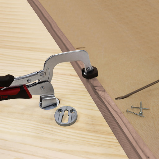 View a Larger Image of ClampAnchors Workbench Clamping Kit