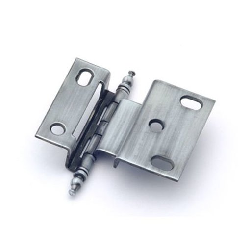 "View a Larger Image of 3/8"" Offset Hinge, Antique Pewter, 2542AP"