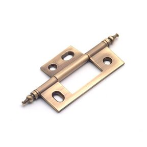 Antique Brass Non-mortise Hinge, 2582AB