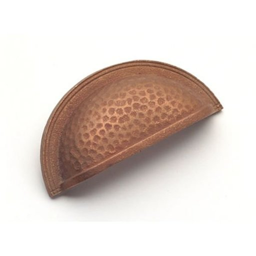 View a Larger Image of Arts & Crafts Cup Pull, Natural Bronze, 1525NB