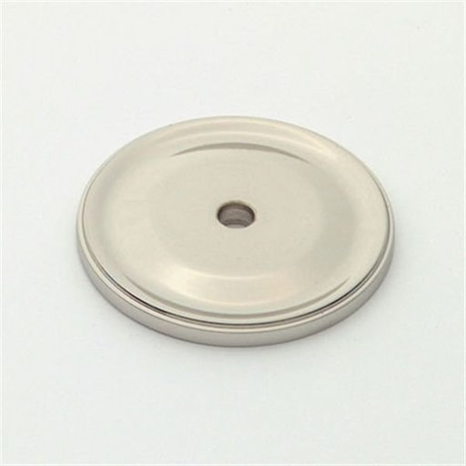 View a Larger Image of Backplate, Polished Nickel, 1148PN