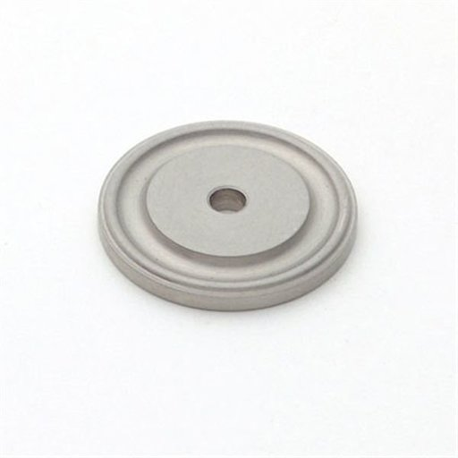 View a Larger Image of Backplate, Satin Nickel, 1142SN