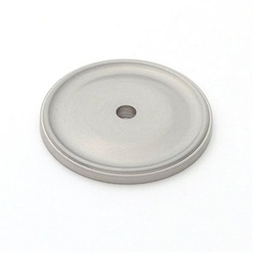 View a Larger Image of Backplate, Satin Nickel, 1148SN
