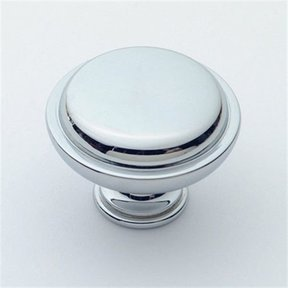 "Knob, Polished Chrome, 1-1/2"" Diameter, 1146PC"