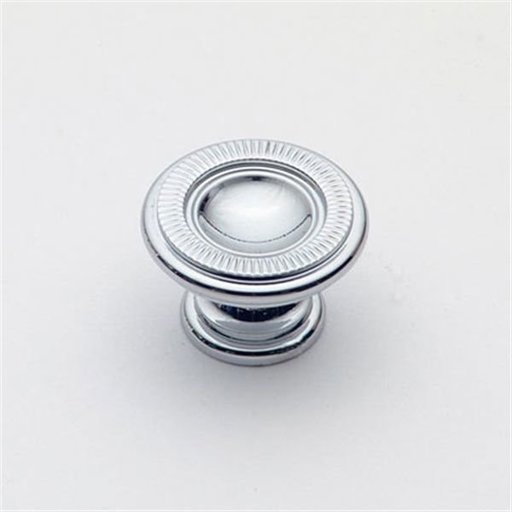 View a Larger Image of Knob, Polished Chrome, 25 mm Diameter, 1169PC