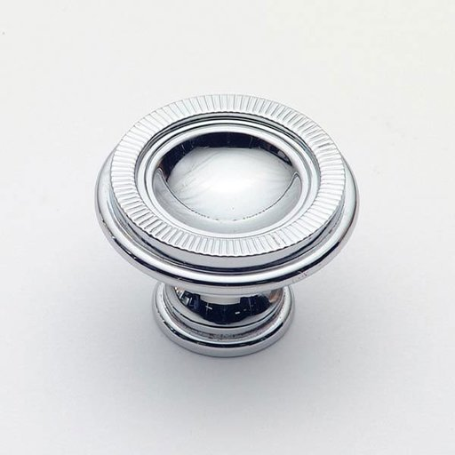 View a Larger Image of Knob, Polished Chrome, 35 mm Diameter, 1171PC