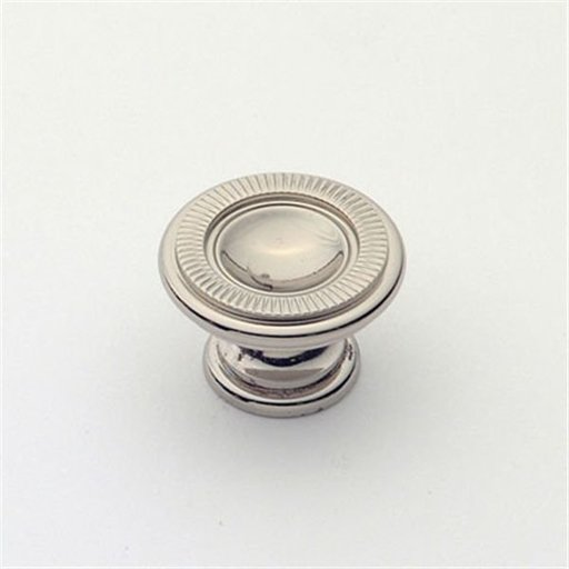 View a Larger Image of Knob, Polished Nickel, 25 mm Diameter, 1169PN