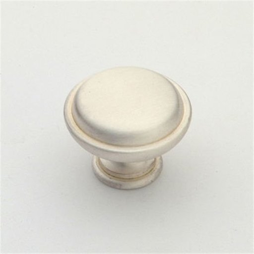 "View a Larger Image of Knob, Satin Silver, 1-1/8"" Diameter, 1057SS"