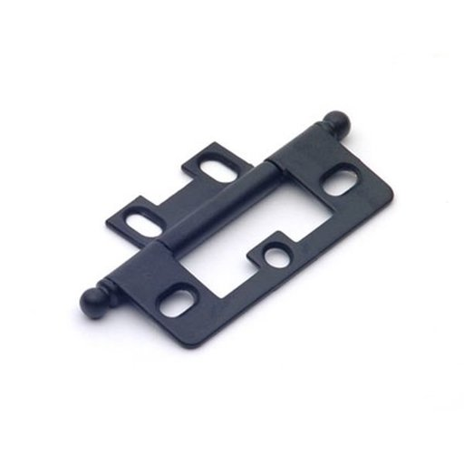 View a Larger Image of Matte Black Non-mortise Hinge, 2511MB