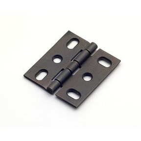 Oil Rubbed Bronze Mortise Hinge, 2505BZ