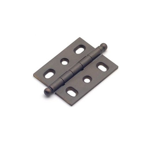 View a Larger Image of Oil Rubbed Bronze Mortise Hinge, 2571BZ