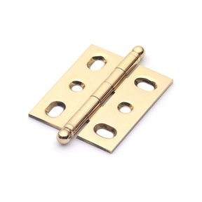 Polished Brass Mortise Hinge, 2571PB