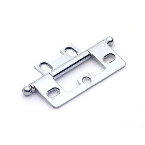 View a Larger Image of Polished Chrome Non-mortise Hinge, 2511PC
