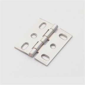 Satin Silver Mortise Hinge, 2505SS