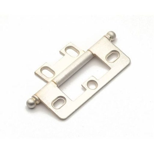 View a Larger Image of Satin Silver Non-mortise Hinge, 2511SS