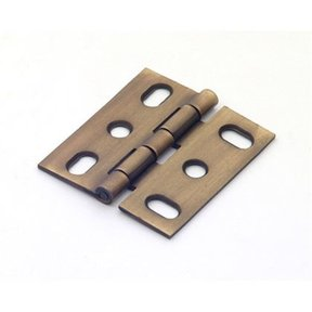 Weathered Brass Mortise Hinge, 2505WB