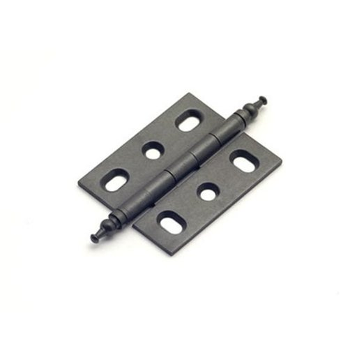 View a Larger Image of Weathered Bronze Mortise Hinge, 2572WZ