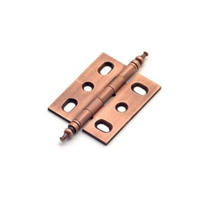 Weathered Copper Mortise Hinge, 2572WC