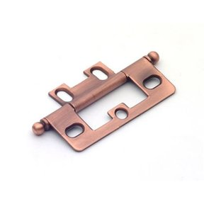 Weathered Copper Non-mortise Hinge, 2511WC