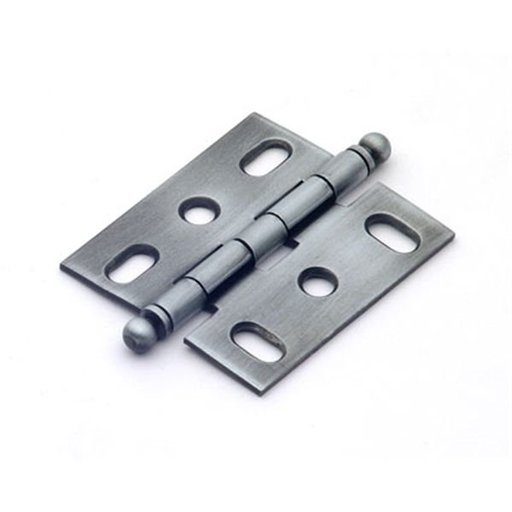 View a Larger Image of Weathered Pewter Mortise Hinge, 2501WP