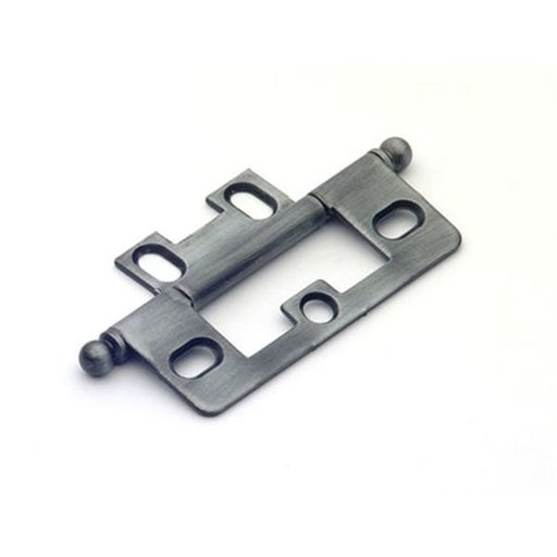 View a Larger Image of Weathered Pewter Non-mortise Hinge, 2511WP