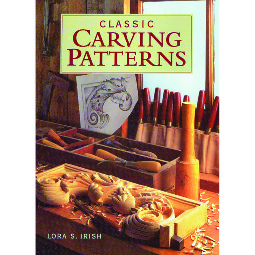View a Larger Image of Classic Carving Patterns