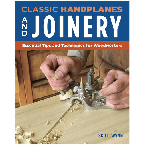 View a Larger Image of Classic Handplanes and Joinery