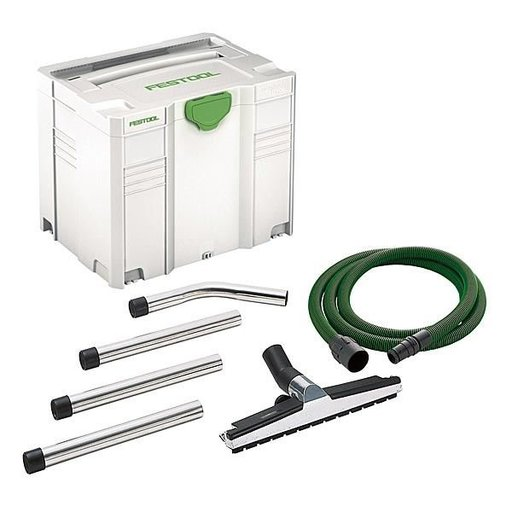 View a Larger Image of Festool Installer Workshop Cleaning Set In T-LOC Systainer