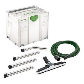 Festool Installer Workshop Cleaning Set In T-LOC Systainer