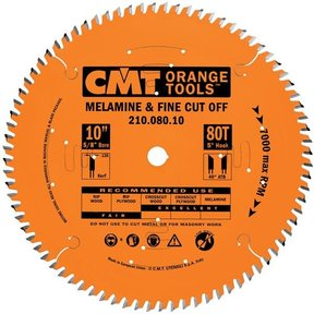 "210.096.12 Circular Saw Blade 12"" x 1"" Bore x 96 Tooth ATB"