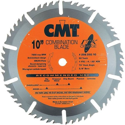 "View a Larger Image of 256.030.07 Circular Saw Blade 7-1/4"" x 5/8"" Bore x 30 Tooth ATB"
