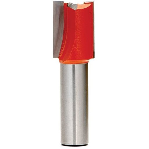 "View a Larger Image of 811.682.11 Straight Router Bit 1/2""SH 23/32""D 1""CL 2-1/2""OL"