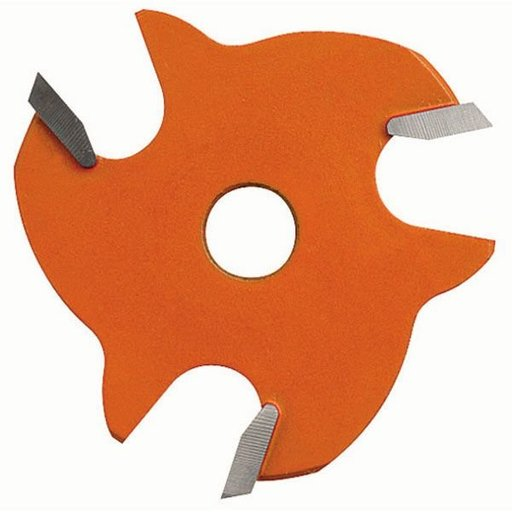 "View a Larger Image of 822.316.11 Three-Wing Slot Cutter Router Bit 1/16""H 1-7/8""D"