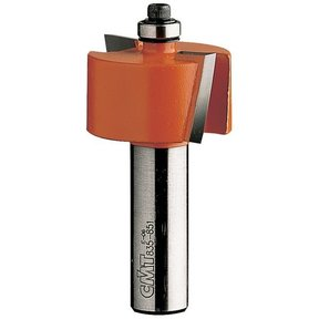 "835.317.11 Rabbeting Router Bit 1/4""SH 3/8""CD 1-1/4""D 1/2""CL 1/2""B"