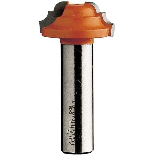 """View a Larger Image of 848.817.11 Plunge Ogee Router Bit 1/2""""SH 1-1/4""""D 5/32""""R 1/2""""CL"""