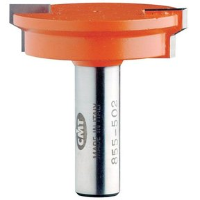 "855.502.11 Drawer Lock Router Bit 1/2""SH 2""OD 1/2""CL"