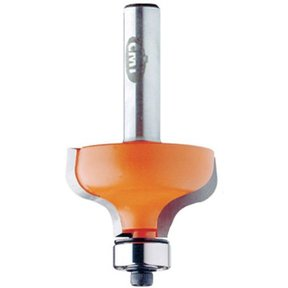 "860.540.11 Ogee Router Bit with Inset Bead 1/2""SH 5/32""R 1-1/8""D 1/2""CL"