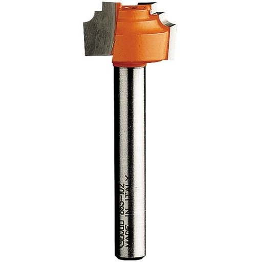 "View a Larger Image of 865.102.11 Classical Bead Router Bit 1/4""SH 3/4""OD 3/32""R 7/16""CL"