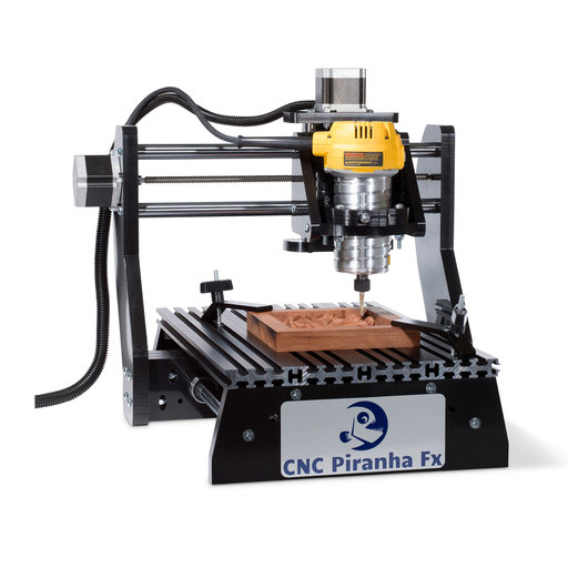 View a Larger Image of CNC Piranha FX Laser Package