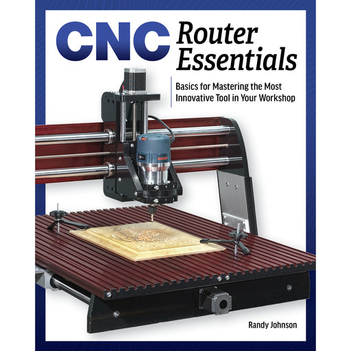 View a Larger Image of CNC Router Essentials