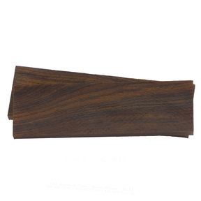 "Cocobolo 1"" x 1.5"" x 5"" Knife Scale 1pc"