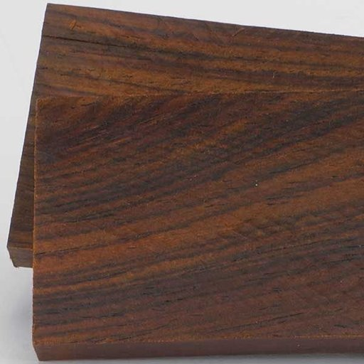 "View a Larger Image of Cocobolo 1"" x 1.5"" x 5"" Knife Scale 1pc"