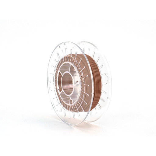 View a Larger Image of colorFabb CopperFill Filament .75kg Reel