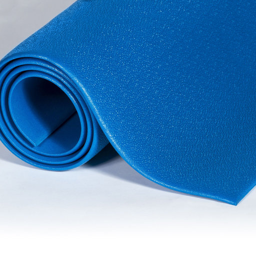 "View a Larger Image of Comfort-King 3/8"" 2'x60'  - Royal Blue"