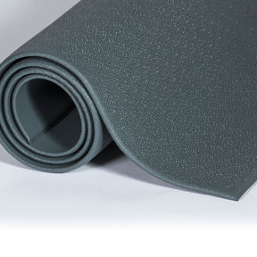 "Comfort-King 3/8"" 2'x60'  - Steel Gray"