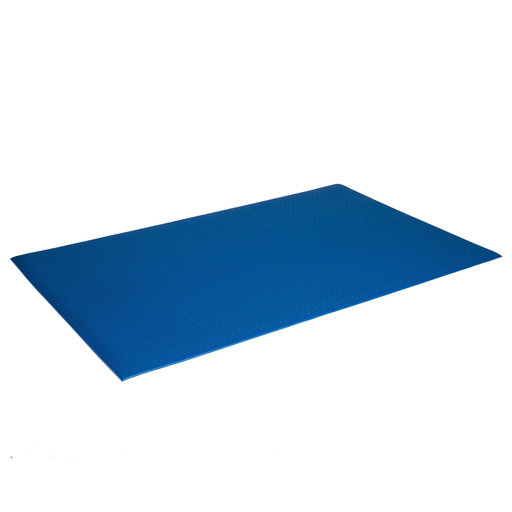 "View a Larger Image of Comfort-King 3/8"" 3'x5' - Royal Blue"