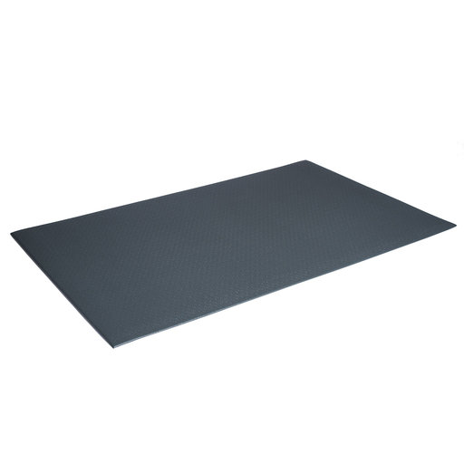 """View a Larger Image of Comfort-King Supreme 1/2""""  2'x3' - Steel Gray"""