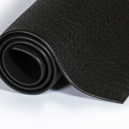 "View a Larger Image of Comfort-King Supreme 1/2"" 2'x60' - Black"